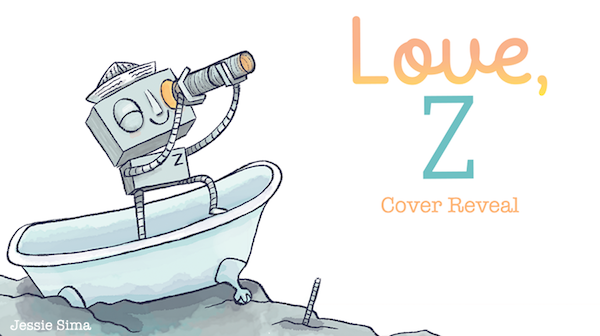 Love, Z Cover Reveal Banner